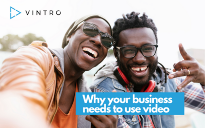 Why Your Business Needs to Use Video
